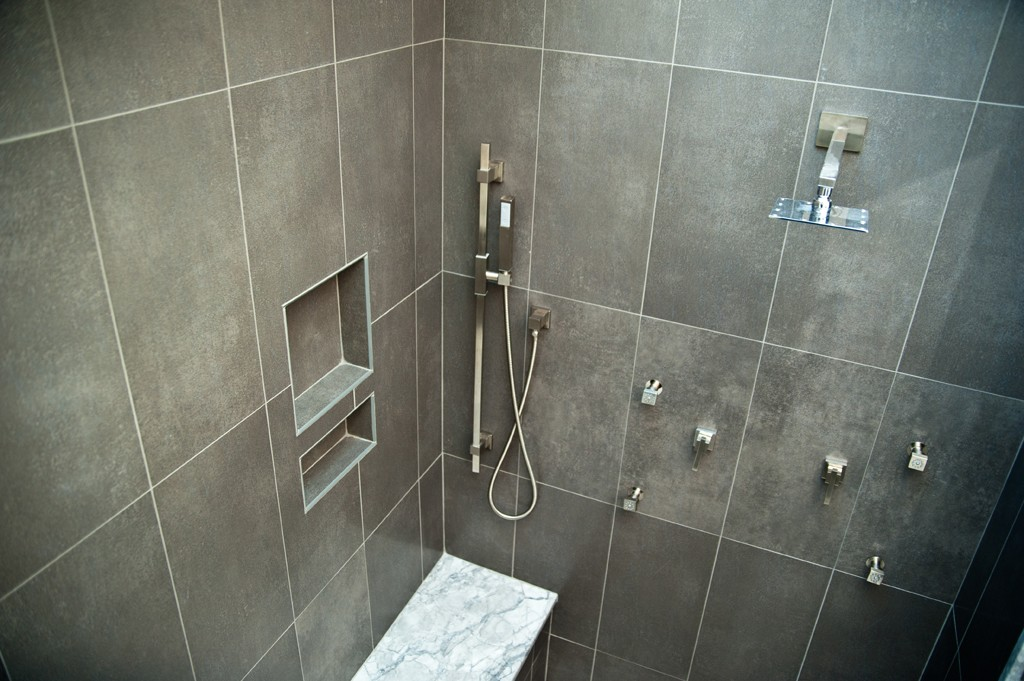 Bathroom Remodeling Options custom shower options for a bathroom remodel - design build pros
