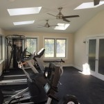 Exercise Room Remodel in Progress (10)