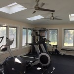 Exercise Room Remodel in Progress (7)
