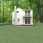 Exterior of a Bedroom and Bathroom Addition  in Ocean County (1)-Design Build Planners