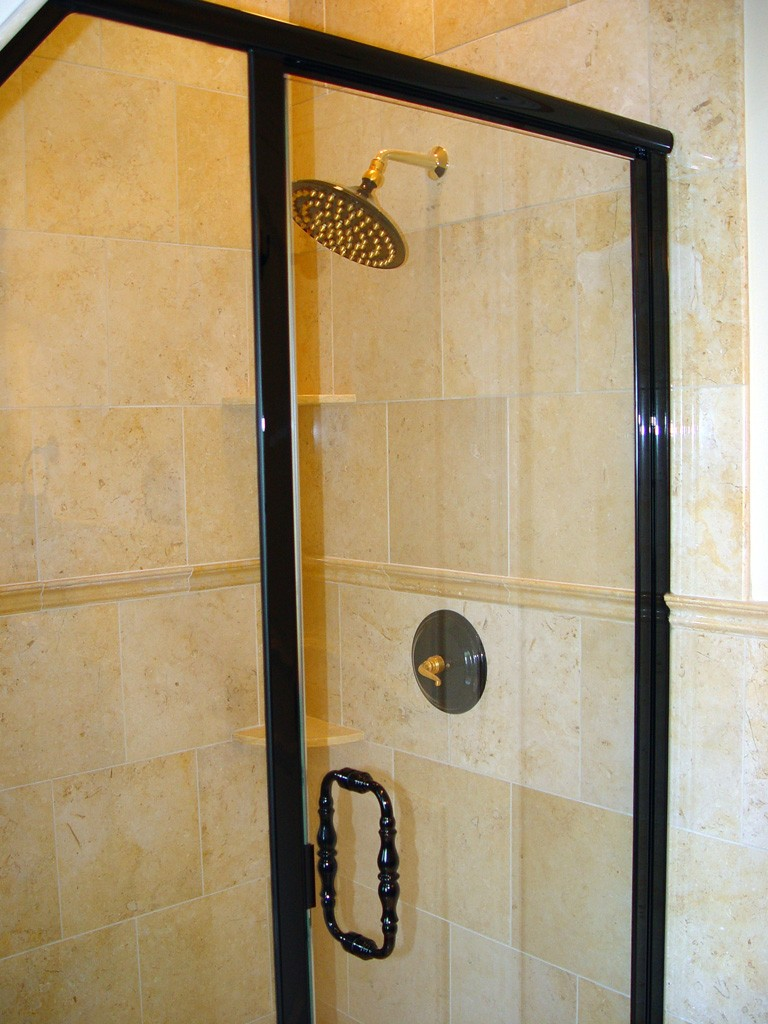 Glass Shower Door Options - Design Build Planners