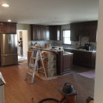 Kitchen Bathroom and Laundry Room Remodel In Progess 4-21-15 (1)