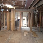 Kitchen Bathroom and Laundry Room Remodel In Progress 2015-01-15 (2)