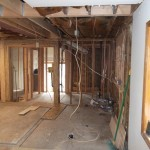 Kitchen Bathroom and Laundry Room Remodel In Progress 2015-01-15 (3)