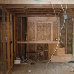 Kitchen Bathroom and Laundry Room Remodel In Progress 2015-01-15 (5)