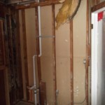 Kitchen Bathroom and Laundry Room Remodel in Progress 1-29-15 (1)