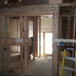 Kitchen Bathroom and Laundry Room Remodel in Progress 1-29-15 (2)
