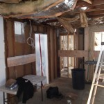 Kitchen Bathroom and Laundry Room Remodel in Progress 1-29-15 (3)