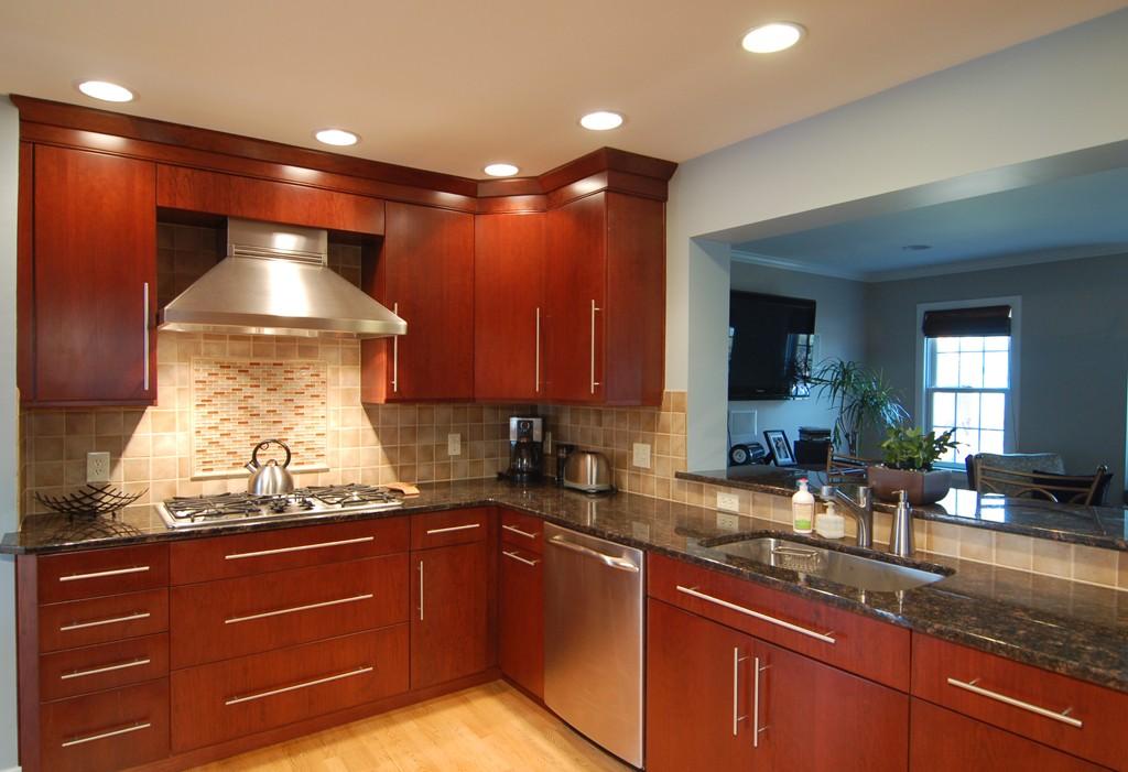 Kitchen Cabinet Wood Species - Design Build Planners