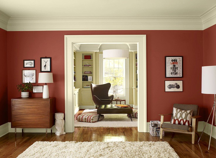 Marsala Paint Color Of The Year For