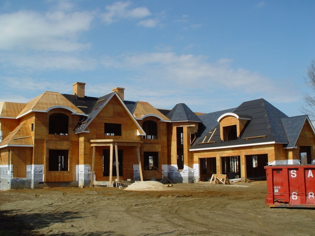 Nj custom home architect new home design experts for Home construction design