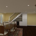 Computer Aided Design of an Attic in Totowa NJ (5)-Design Build Planners