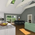 Interior Remodel CAD (2)-Design Build Planners