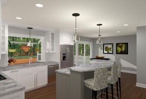 Kitchen Remodeling Designs in Warren NJ (3)-Design Build Planners
