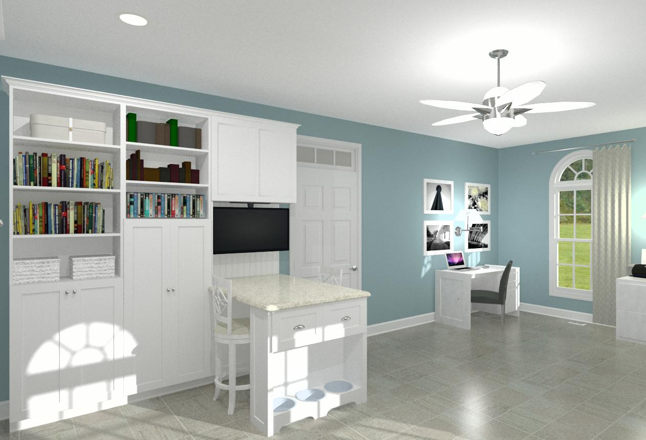 Laundry Room Design Options in New Jersey - Design Build Pros