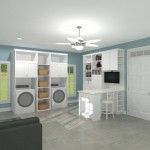 Laundry Room Options in NJ (5)-Design Build Planners