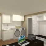 Laundry Room Remodel CAD (1)-Design Build Planners
