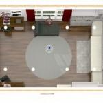Laundy Room Design Options Plan 1 (2)-Design Build Planners