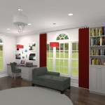 Laundy Room Design Options Plan 1 (4)-Design Build Planners