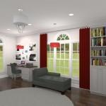 Laundy Room Design Options Plan 1 (4)-Design Build Planners