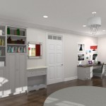Laundy Room Design Options Plan 1 (5)-Design Build Planners