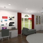 Laundy Room Design Options Plan 1 (7)-Design Build Planners