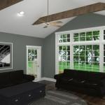Master Suite, Great Room, Breakfast Room Remodel CAD (19)-Design Build Planners