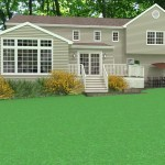 Master Suite, Great Room, Breakfast Room Remodel CAD (23)-Design Build Planners