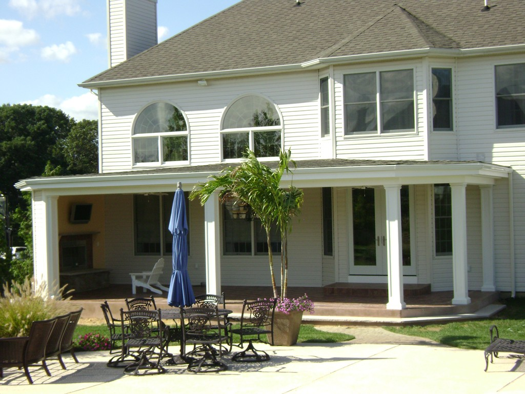 Permacast columns for remodeling toms river nj patch for Permacast columns