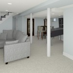 CAD of Plan 2 Basement Finishing Options in Warren (1)-Design Build Planners