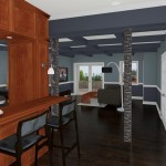 CAD of a Basement in Millstone NJ (2)-Design Build Planners
