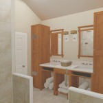 CAD of a Master Bathroom in Millstone NJ (1)-Design Build Planners