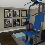 Computer Aided Design of Gym Area Plan 1 (1)-Design Build Planners