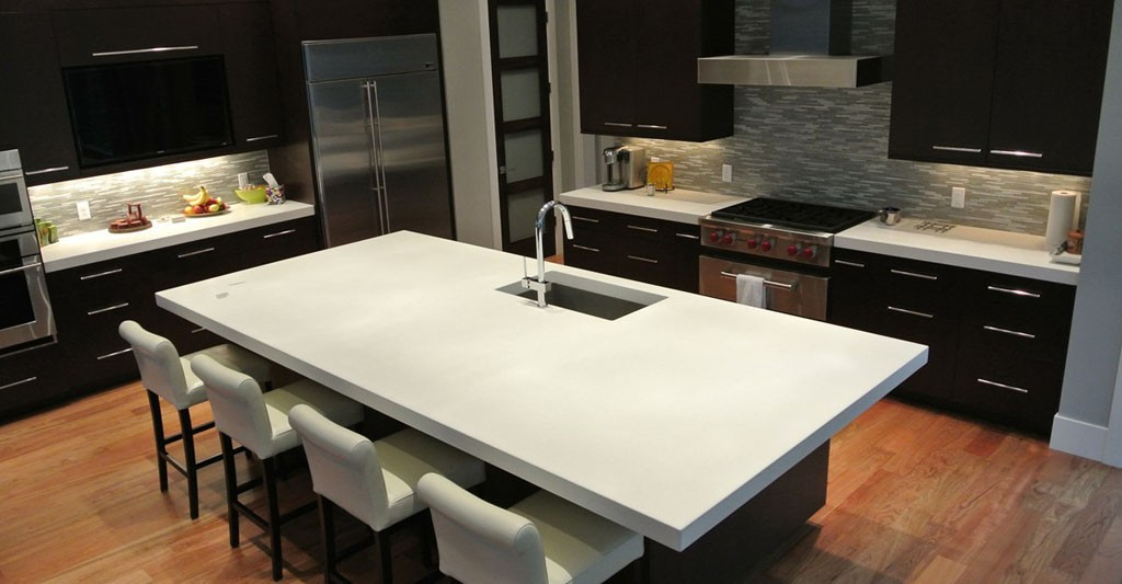 Best Countertops how to make a concrete countertop - design build pros