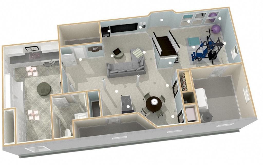 Basement Finishing Design Options In Warren NJ 48 Design Build Cool Basement Finishing Design Plans