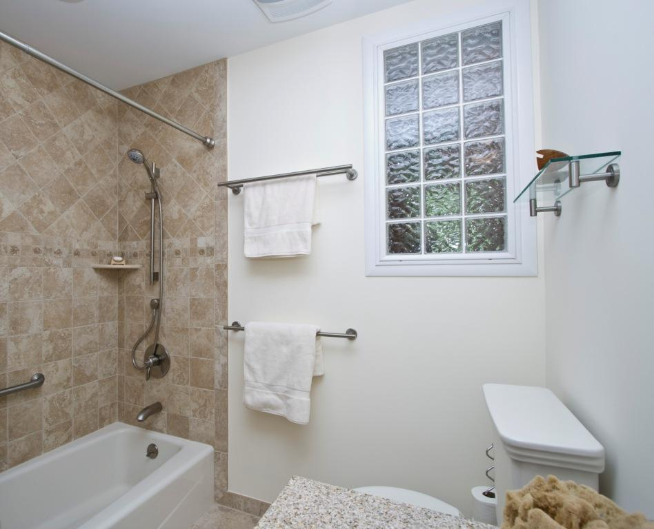 glass block for bathroom remodeling design build pros 3