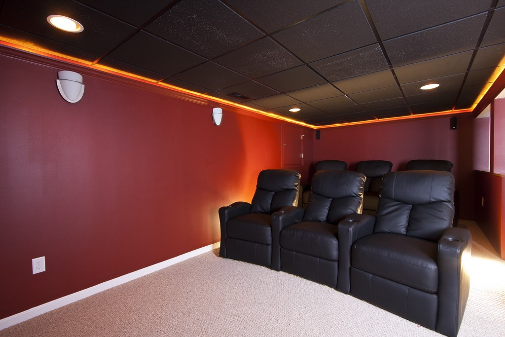 Seating For Your Home Theater Design Build Pros