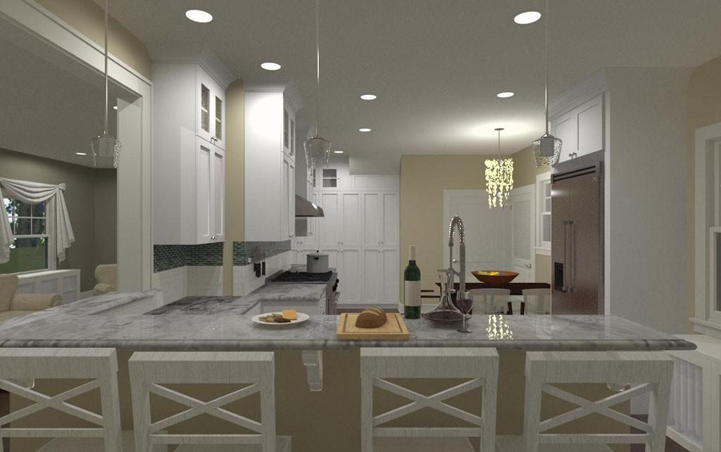 Kitchen And Bathroom Remodel In Spring Lake Nj Design Build Pros