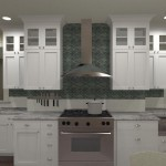 Kitchen and Bathroom Remodel in Spring Lake NJ Plan 2 (6)-Design Build Planners