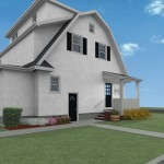 Kitchen and Bathroom  Remodel in Spring Lake NJ Plan 3 (4)-Design Build Planners