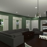 Kitchen and Bathroom  Remodel in Spring Lake NJ Plan 3 (9)-Design Build Planners