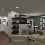 Kitchen and Bathroom in Spring Lake NJ Plan 1 (10)-Design Build Planners