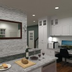 Kitchen and Bathroom in Spring Lake NJ Plan 1 (4)-Design Build Planners