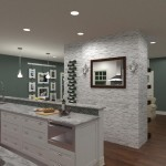 Kitchen and Bathroom in Spring Lake NJ Plan 1 (7)-Design Build Planners