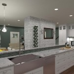 Kitchen and Bathroom in Spring Lake NJ Plan 1 (8)-Design Build Planners