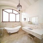 Vintage bathroom ~ Design Build Planners