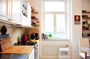 Space Saving Tricks for Your Small Kitchen (1)-Design Build Planners