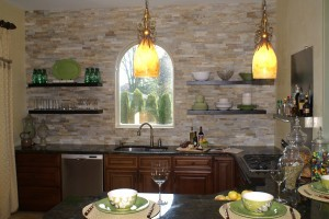 Interior stone in remodeling - Design Build Planners