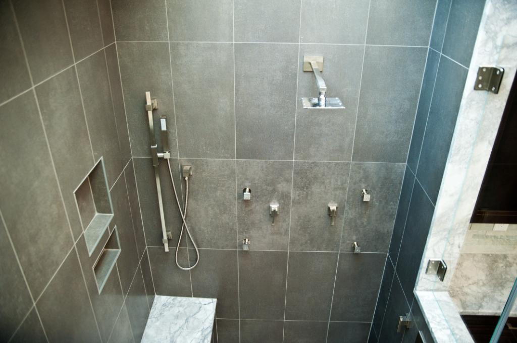 What to know about body sprays for a shower design build for Body spray shower systems