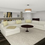 Basement Design Options in Monroe NJ Plan 3 (10)-Design Build Planners